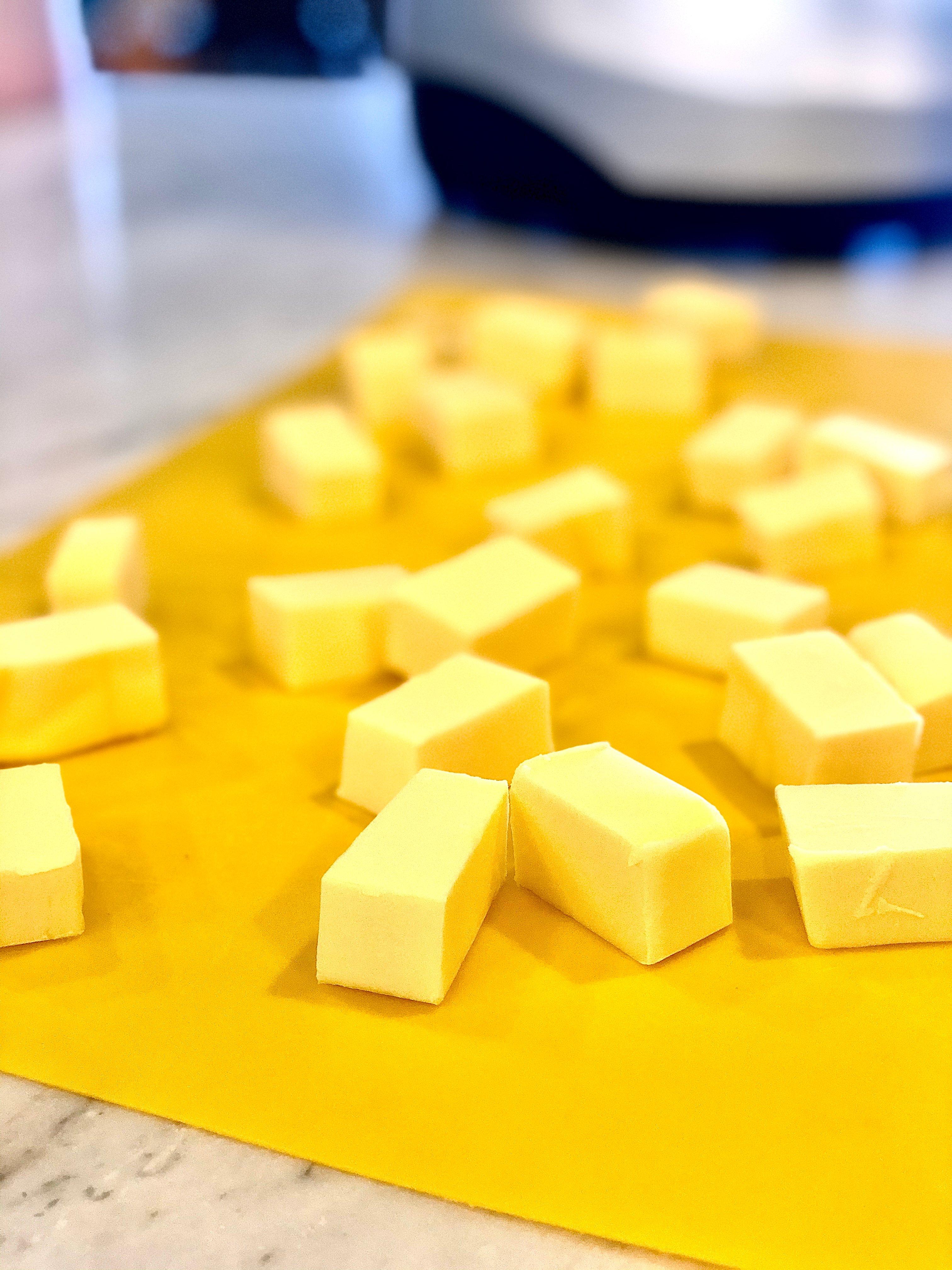 Butter, pie crust, all butter, the best pie crust recipe, Kerrygold butter