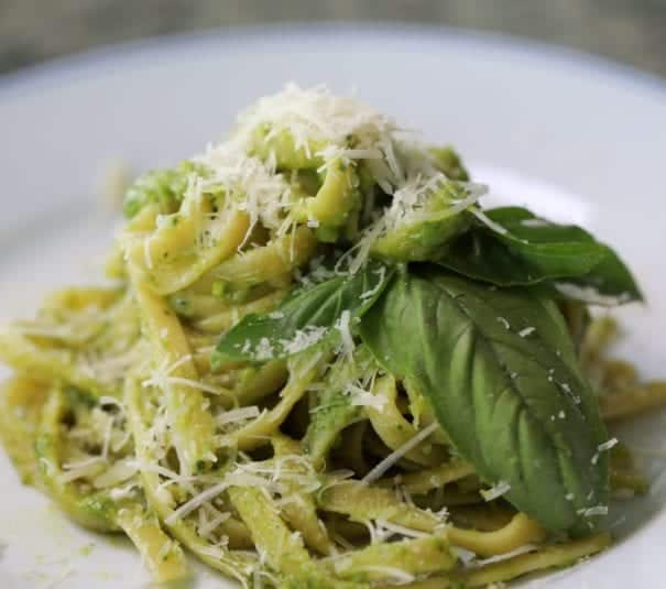 Pesto Genovese Classic Basil Pesto 605x535, CucinaByElena