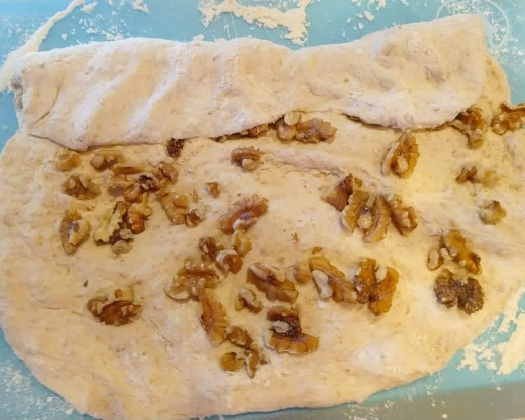 Optional mix ins for the softest no knead bread