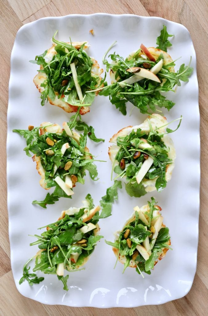 Salad-on-a-plate