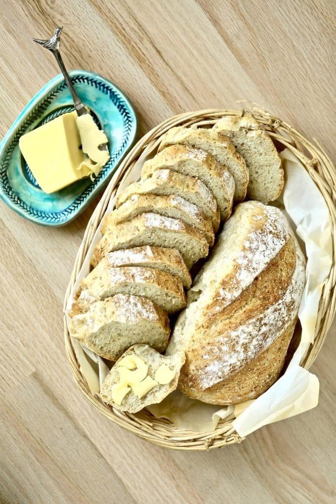 bread- recipe- butter