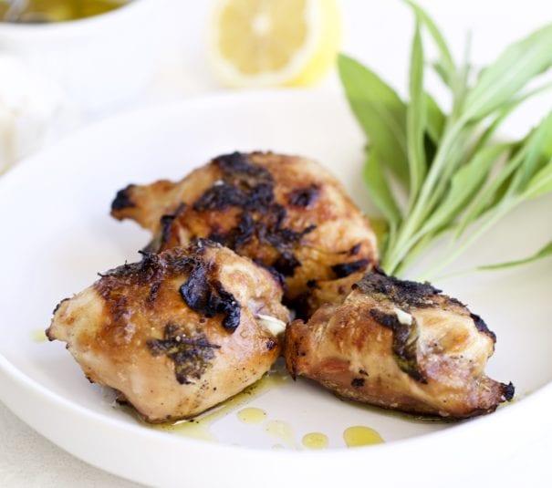 BBQ Chicken Sage Honey