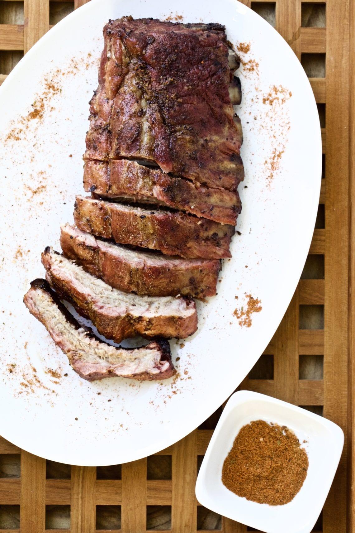 BBQ PORK Ribs Dry Rub Recipe