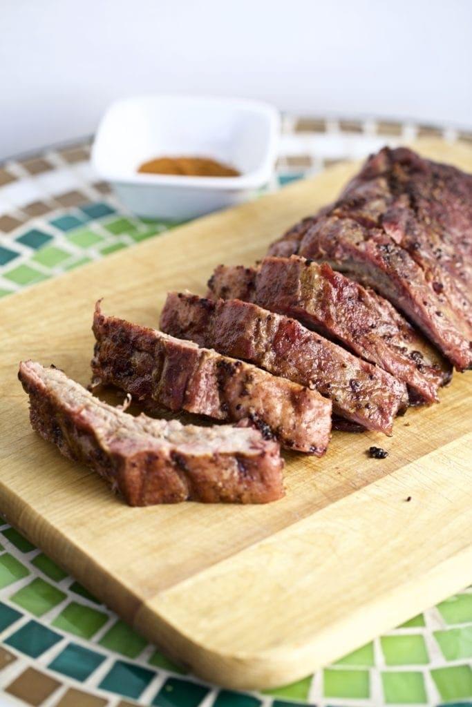 1 Dads Famous Dry Rub Beef Ribs, CucinaByElena