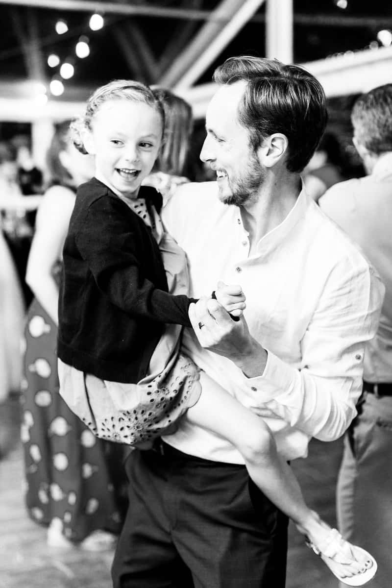 daddy daughter dancing at a wedding