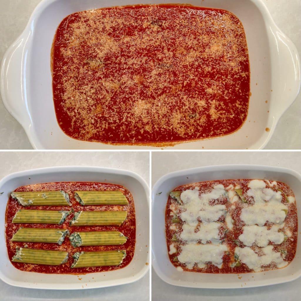 Manicotti Process 1024x1024, CucinaByElena